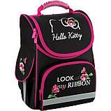 Рюкзак шкільний Kite Education ортопедичний ортопедичний для першокласника з ортопедичною спинкою каркасний для першокласника з, фото 2