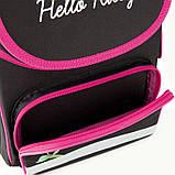Рюкзак шкільний Kite Education ортопедичний ортопедичний для першокласника з ортопедичною спинкою каркасний для першокласника з, фото 3