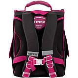 Рюкзак школьный Kite Education ортопедический ортопедический для первоклассника с ортопедической спинкой каркасный  для первоклассника с, фото 5