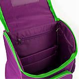 Рюкзак школьный Kite Education ортопедический ортопедический для первоклассника с ортопедической спинкой каркасный  для первоклассника с, фото 9