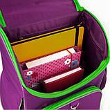 Рюкзак школьный Kite Education ортопедический ортопедический для первоклассника с ортопедической спинкой каркасный  для первоклассника с, фото 10