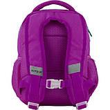 Рюкзак дошкольный фиолетовый Kite Kids 559-1 Sweet kitty  44565, фото 6