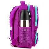 Рюкзак дошкольный фиолетовый Kite Kids 559-1 Sweet kitty  44565, фото 10