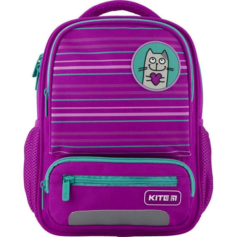 Рюкзак дошкольный фиолетовый Kite Kids 559-1 Sweet kitty  44565