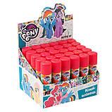 Клей-олівець 8г з індикатором Маленькі поні Little Pony LP |40599, фото 2