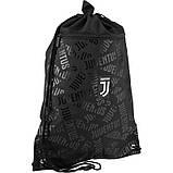 Сумка для обуви Kite с карманом 601M Ювентус Juventus JV  44937, фото 3