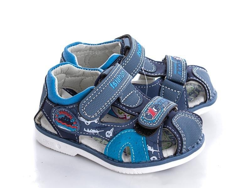 Детские сандали для мальчика Кораблик размер 21, 23, 24, 26 Киев