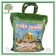 Рис Басмати золотистый пропаренный SHAH JAHAN, 200г