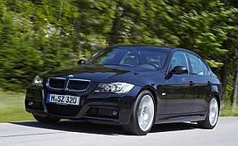 Коврики в салон BMW 3 (E90/E91/E92) 2004–2013г, полный комплект