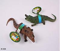 Крокодил 837Н Животные резиновые. pro