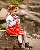 Вишитий костюм Калинка (2-11років)
