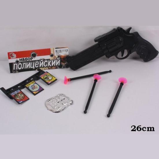 Полицейский набор 416-30 пистолет. pro