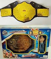 Пояс чемпиона рестлинга WWE 594В рестлер. pro