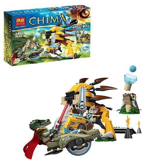 Конструктор лего Bella Chima 10053 Чима, Поєдинок. pro