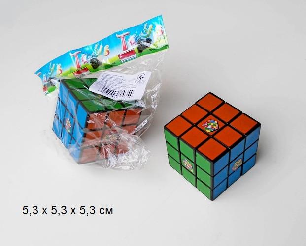Кубик Рубика 5,3*5,3*5,3 логика 5*5*5см. pro