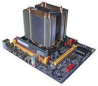 Комплект X79-2.72A + Xeon E5-1620 + 8 GB RAM + Кулер, LGA 2011