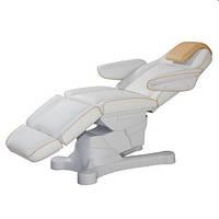 Кресло Кушетка косметологическая электрическая для салона красоты кабинета BR-207A на 4 электромоторах