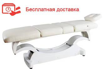 Массажный стол кресло кушетка с электроприводом DM-2327  массажная кушетка LUX  4 электромотора