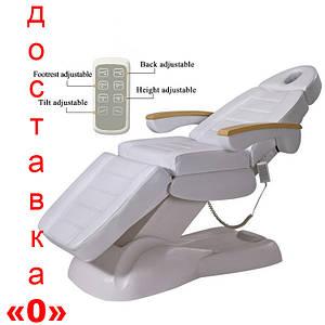 Кресло- Кушетка косметологическая электрическая на 4 электромоторах для салона красоты DM-273B