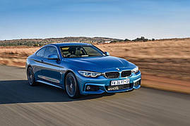 Коврики в салон BMW 4 (F32) 2013-...