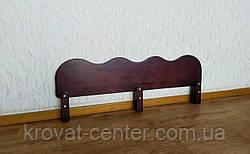 """Захисний бар'єр для дитячого ліжка """"Хвиля"""" від виробника 120 див., фото 3"""