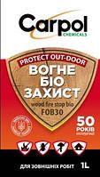 Вогне-біозахист для зовнішних робіт Carpol protect OUT-door FOB30 каністра 1л.
