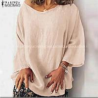 Нарядная женская блузка с кружевом с 42 по 60 р. /р15370, фото 1