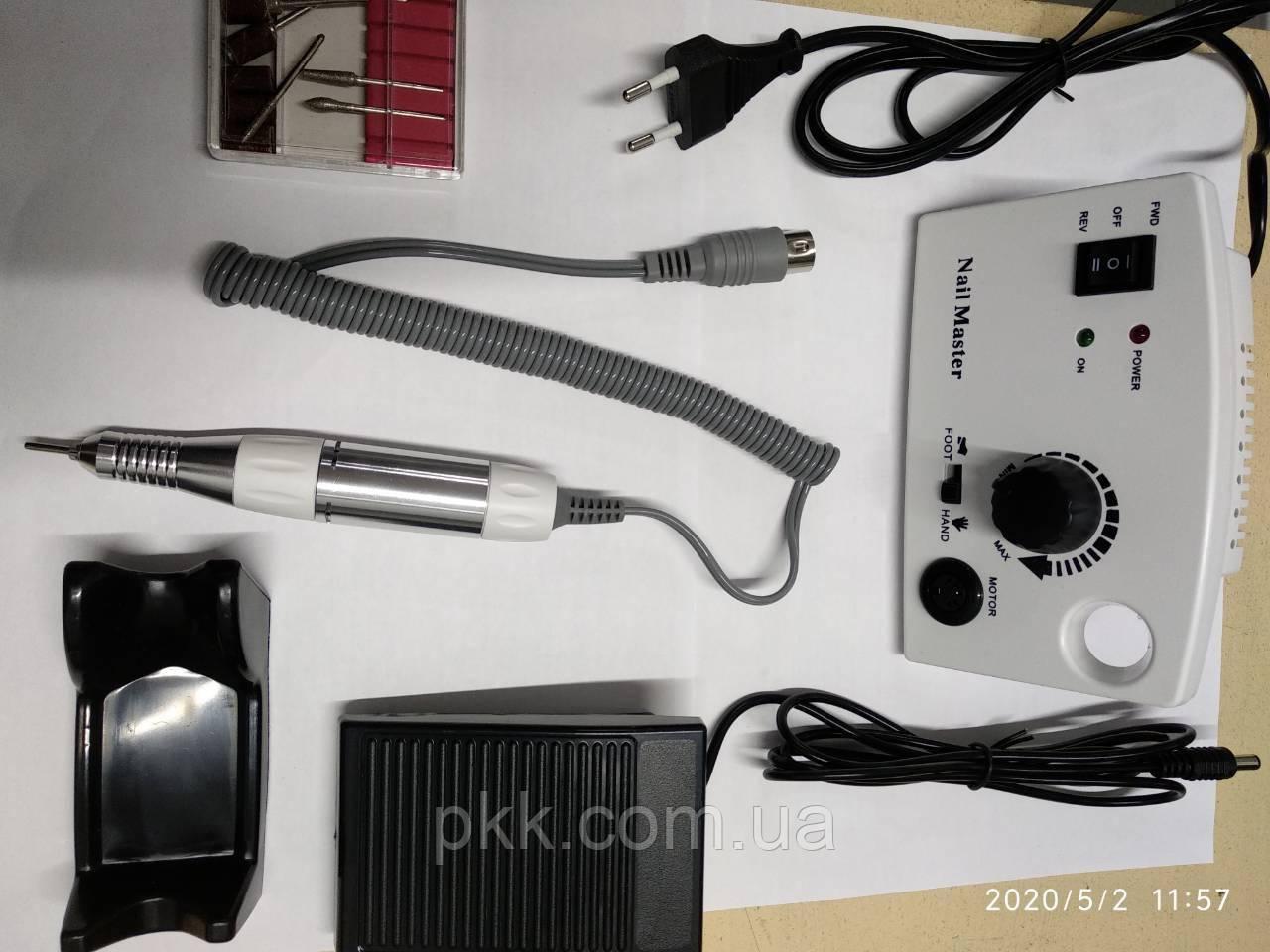 Фрезер для манікюру і педикюру Nail Polisher DM-211