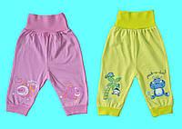 Детские штанишки с  рисунком
