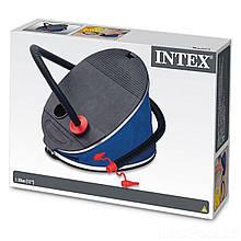 Ножной насос для надувания Intex 68610 на 1.05 л