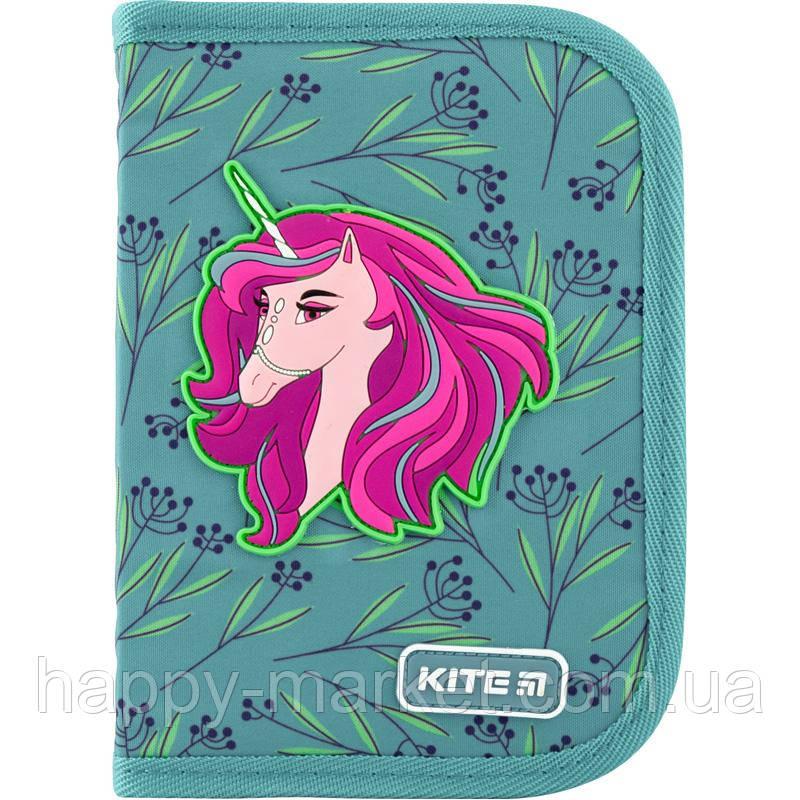 Пенал без наповнення Kite Education 1 відділення 2 одвороту Lovely Sophie K20-622-1