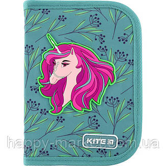 Пенал без наповнення Kite Education 1 відділення 2 одвороту Lovely Sophie K20-622-1, фото 2