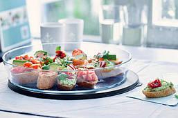 Блюдо Кристал 2л Tupperware