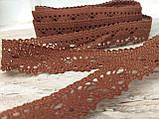 Тесьма натуральная серая, 1,7 см ( 1 метр), фото 6