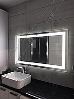 Зеркало с LED подсветкой,1200мм х 800мм, L49A, фото 1