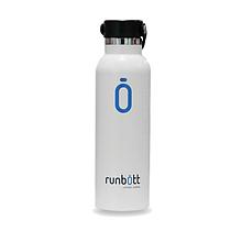 Бутылка для воды RUNBOTT BY KINETICO, 600 мл, белая