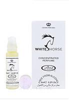 Арабские универсальные духи White Horse (Вайт Хорс) от Al Rehab, фото 1