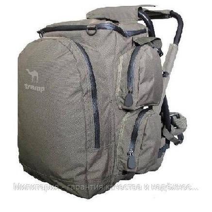 Рюкзак Tramp Forest 40 (сірий, камуфляж) сірий, фото 2