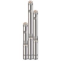Электронасосы центробежные многоступенчатые скважинные Насосы + 100SWS2-45-0,37