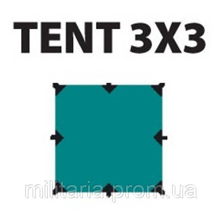 Тент Tramp 3x3, TRT-100.04, фото 2