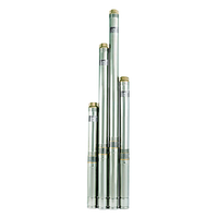 Скважинные электронасосы Насосы плюс оборудование 75SWS 1,2-60-0,45+кабель