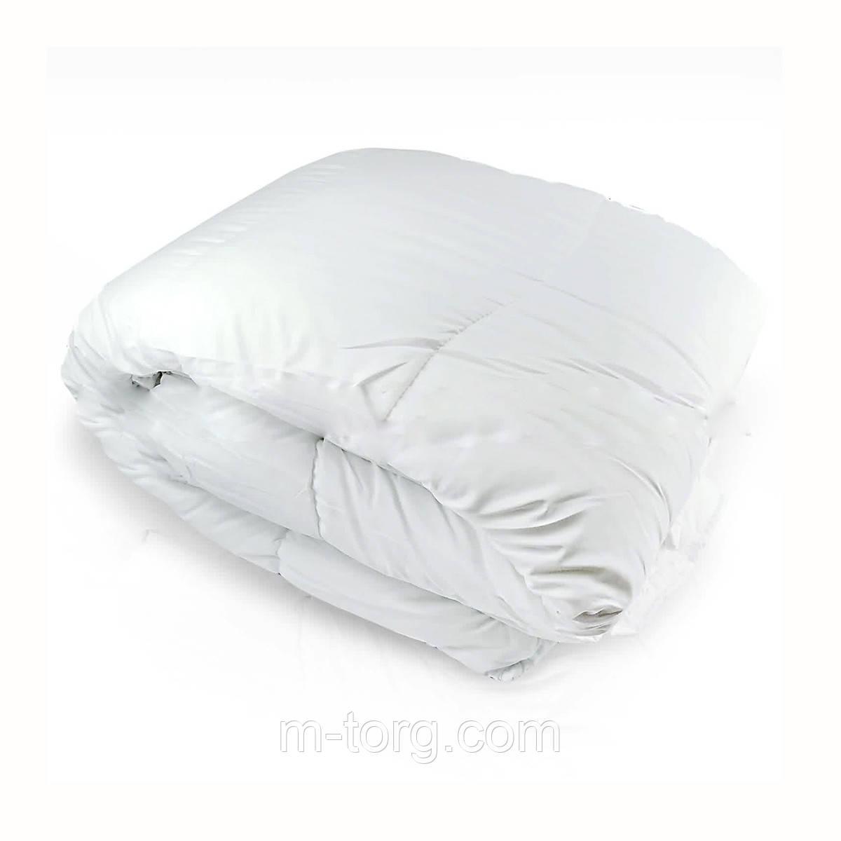 Ковдра зима-літо на кнопках полуторний розмір 150*210 см, тканина мікрофібра