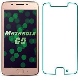 Защитное стекло Motorola Moto G5 XT1676 (Прозрачное 2.5 D 9H) (Моторола Джи 5 ХТ1676)