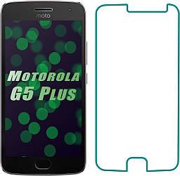 Защитное стекло Motorola Moto G5 Plus XT1685 (Прозрачное 2.5 D 9H) (Моторола Джи 5 Плюс ХТ1685)