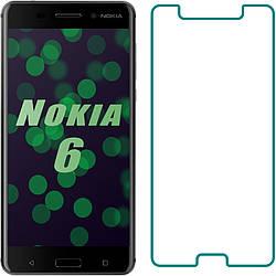 Защитное стекло Nokia 6 (Прозрачное 2.5 D 9H) (Нокиа 6)