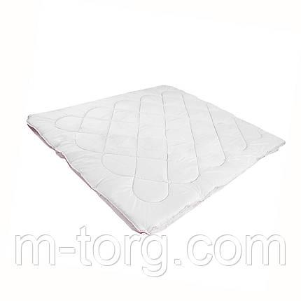 Ковдра зима-літо на кнопках полуторний розмір 150*210 см, тканина мікрофібра, фото 2
