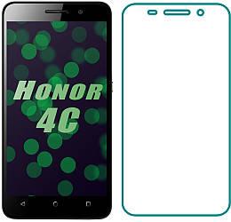 Защитное стекло Honor 4C (Прозрачное 2.5 D 9H) (Хонор 4С 4 Ц)
