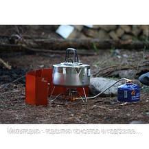 Вітрозахисний екран Fire-Maple на 10 секцій FMW-503, фото 3