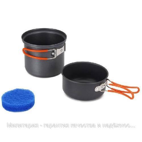 Набір посуд для 1-2 осіб Fire-Maple FMC-207