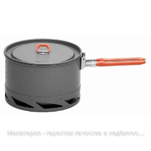 Казанок з теплообмінником Fire-Maple FMC-K2 1.5 л